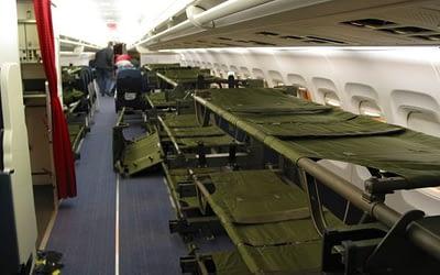 2004-12-30 – SAS ambulansflyg till Thailand